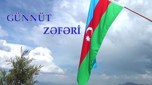 MN-dən Günnüt zəfəri ilə bağlı maraqlı - Videoçarx