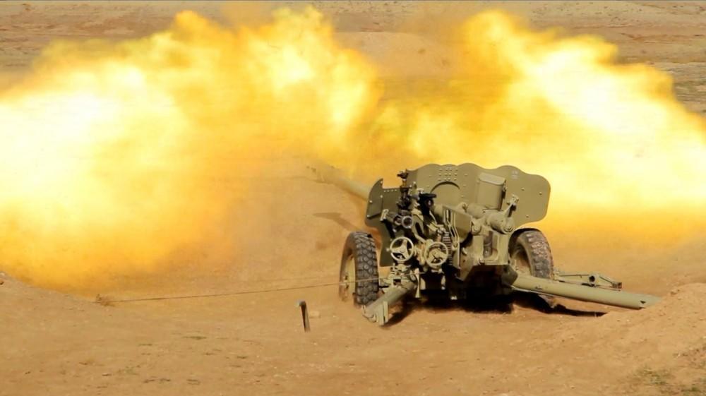 MN-dən çağırış: Mülki ermənilər hərbi obyektlərdən kənar dursun!