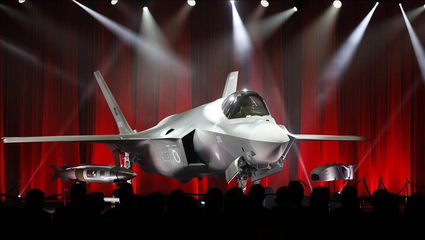 США передали Турции первый истребитель F-35
