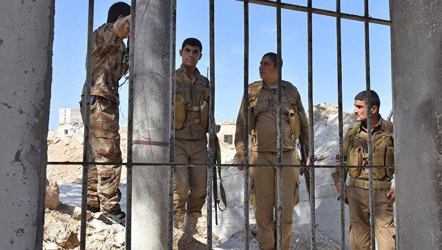 Курдские формирования покинут Мюнбич 4 июля