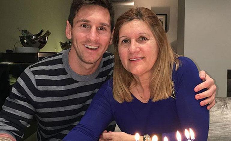 Мама Месси: сын страдает из-за критики