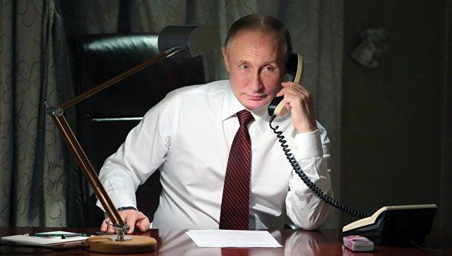 Kremlin: Putin has no days-off