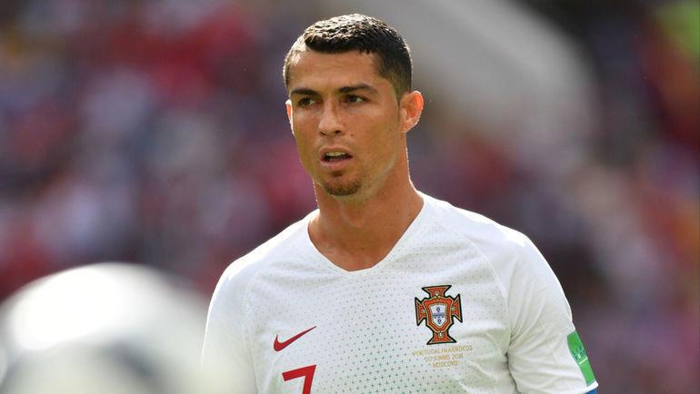 УЕФА открыл дисциплинарное дело в отношении Роналду
