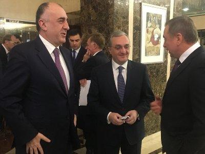 Azerbaijani and Armenian FMs to meet