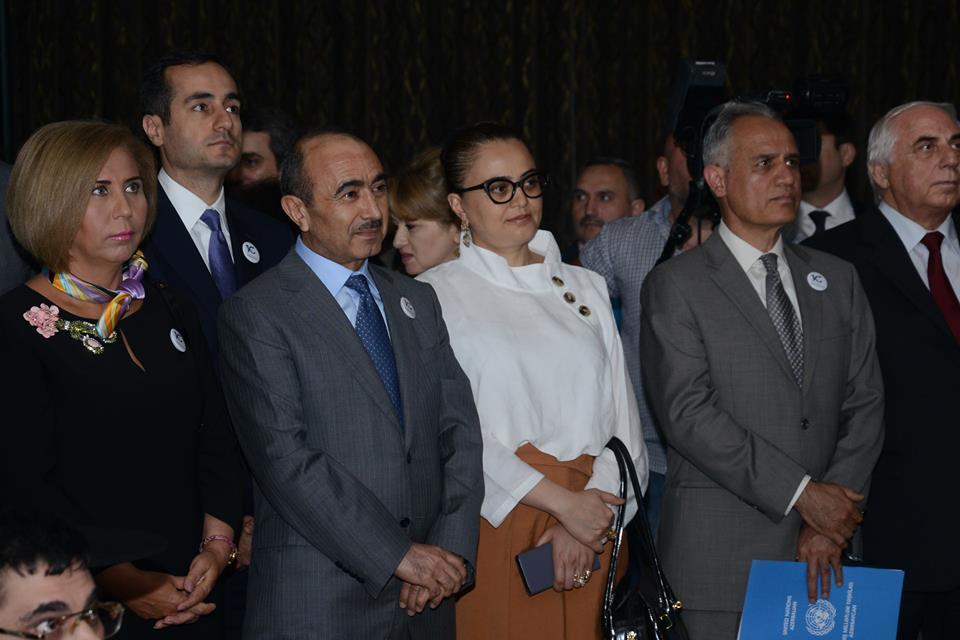 QHT-lərə Dövlət Dəstəyi Şurasının 10 illik yubileyi - Foto