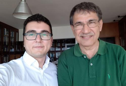 """Nobelli yazar: """"Bakı kasıb şəhər idi"""" - Video"""
