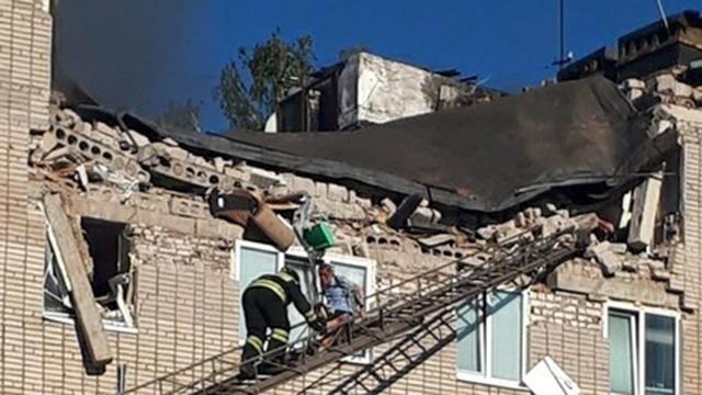 Tatarıstanda partlayış: 8 nəfər yaralandı