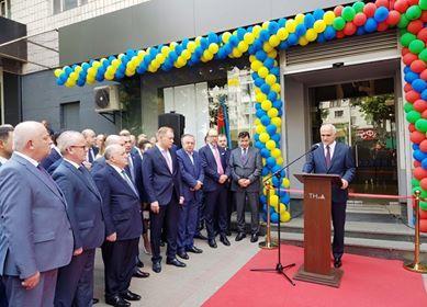 Ukraynada Azərbaycan Ticarət Evi açıldı