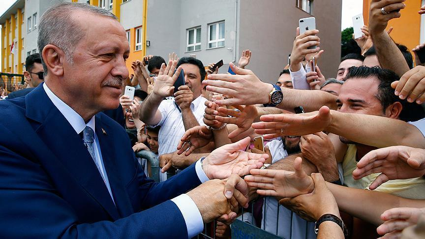 The poll in Turkey: AKP is the leader again