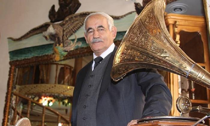حسن آذربایجانین ایل مراسیمیندن - فوتو