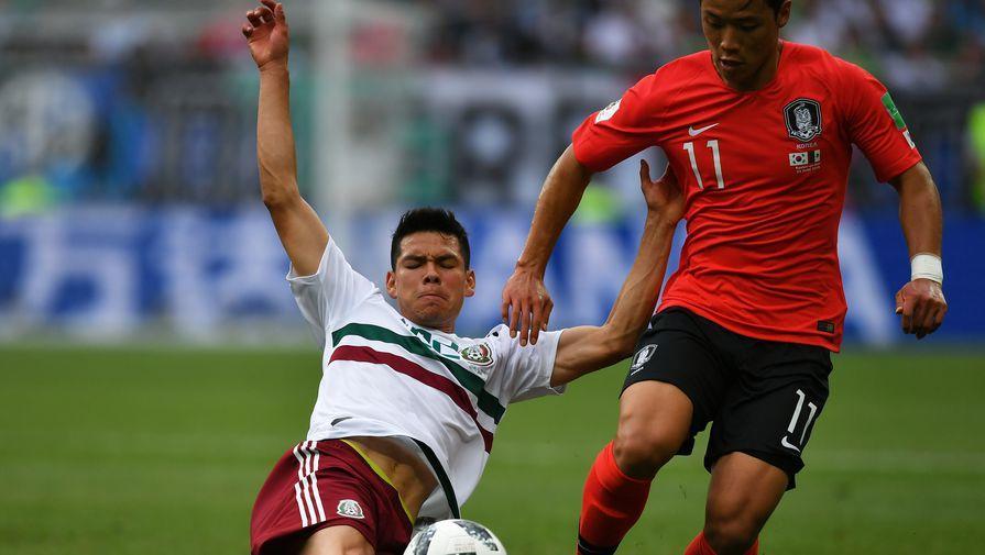 6-х мексиканцев расстреляли во время матча ЧМ-2018