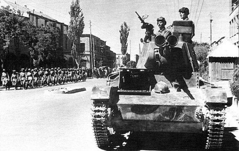 Как Сталин хотел присоединить Иран и Турцию