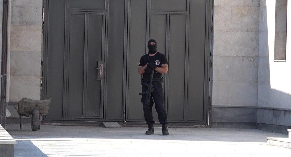В Ереване задержан бывший охранник Саргсяна