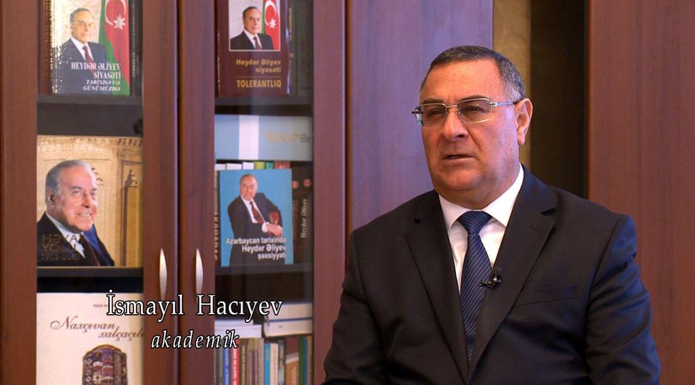 İsmayıl Hacıyev AMEA-ya sədr seçildi