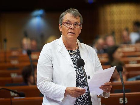 Председателем ПАСЕ переизбрали Лилиан Мори Паскье