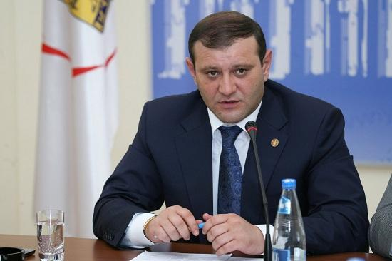 Экс мэр Еревана сбежал в Москву - «Грапарак»