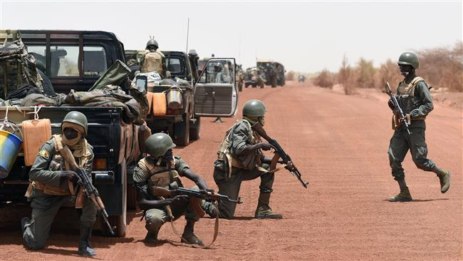 24 soldiers killed in an attack in Mali