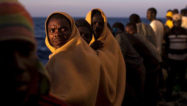 HRW обвинила Францию в нарушении международного права