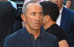 Kocharyan arrested -