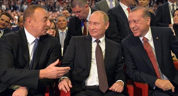 Türkiyə-Rusiya yaxınlaşmasında Əliyevin rolu...