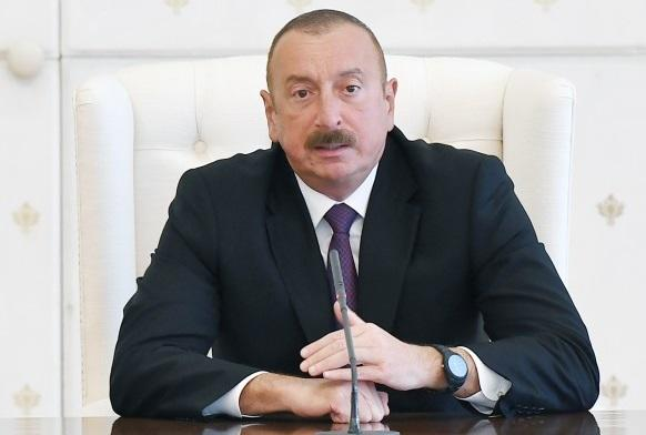 Ilham Aliyev gave an interview to Italian Rai-1 channel