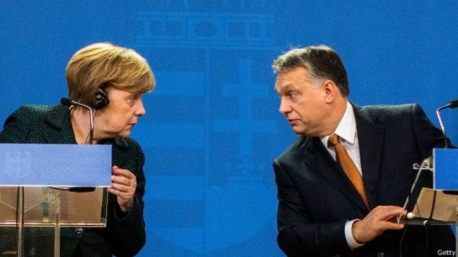 Merkel, Orban optimistic on new EU migration policy