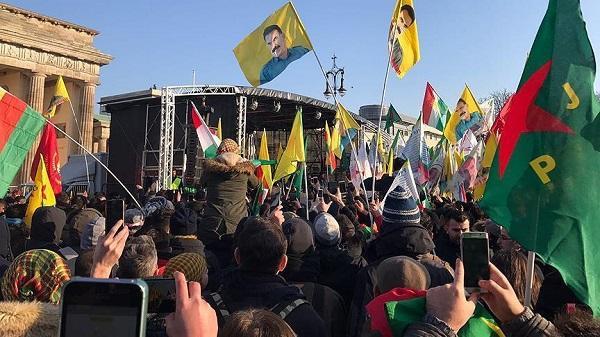 YPG-dən Əsədə çağırış: Türkiyəyə qarşı birləşək