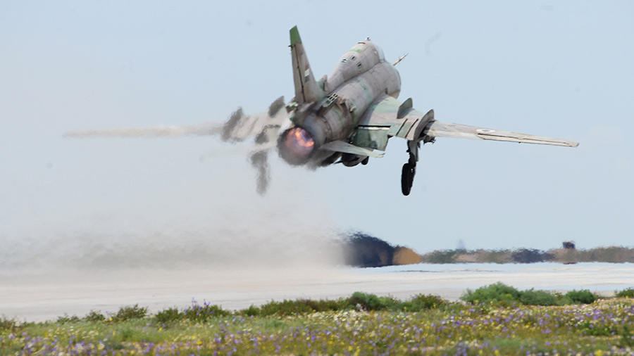 """Anatolian Eagle-2021"" training has started"