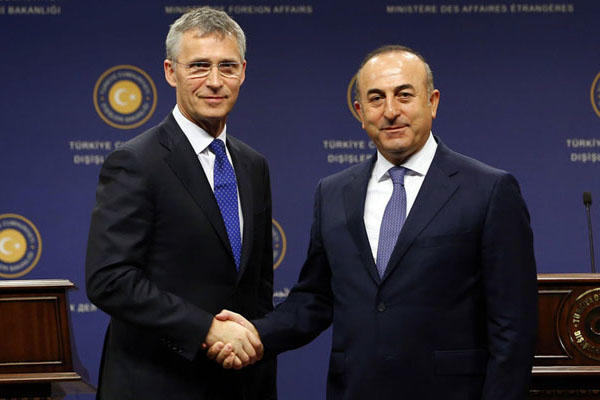 Cavushoglu and Stoltenberg discuss current situation in Karabakh