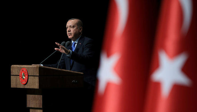 Erdogan condemns attack on Turkish diplomats in Erbil