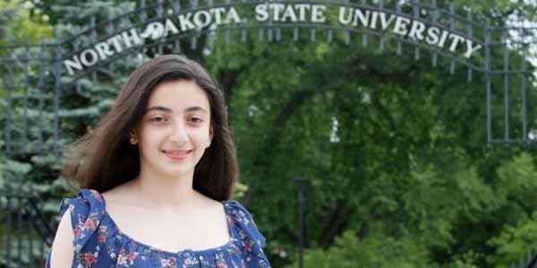 Bütün Amerika 14 yaşlı azərbaycanlıdan danışır