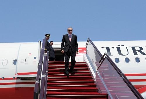 Эрдоган снова отправляется в турне по Африке