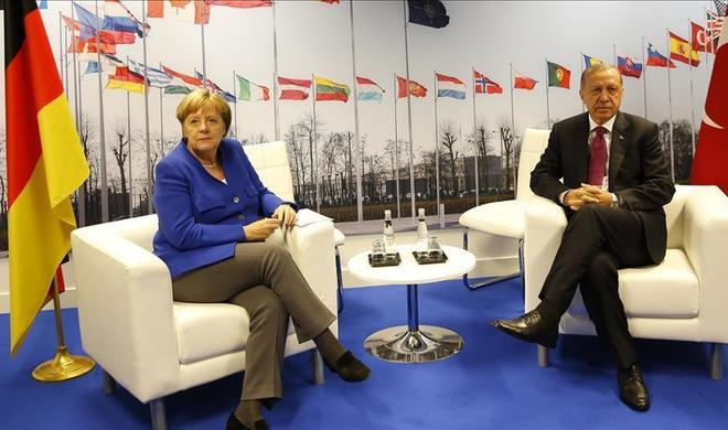 Turkish economy's strength important for Germany