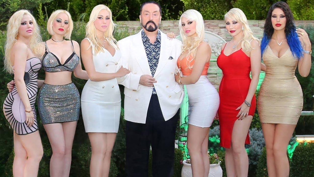 Shocking picture from Adnan Oktar in jail - Photo