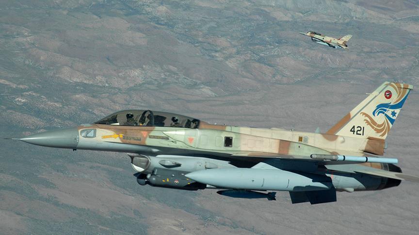 İsrail İranın Dəməşqdəki qüvvələrini vurdu