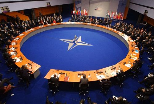 NATO's critical meeting with Turkey begins