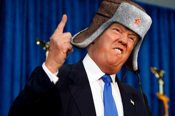 Сдачи Москвы недостаточно, надо взять и Питер - Трамп