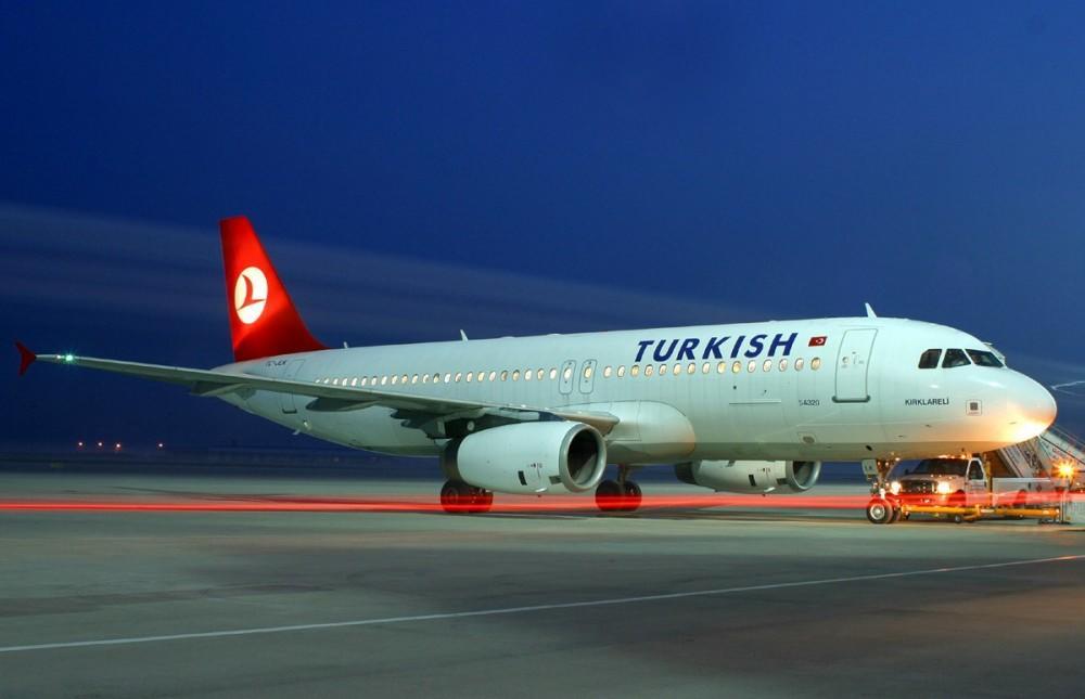Türk Hava Yollarından ABŞ-a zərbə - Böhran