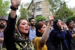 تهراندا آذربایجان قیامی: کوچه و پروسپکتلرده…- فوتو