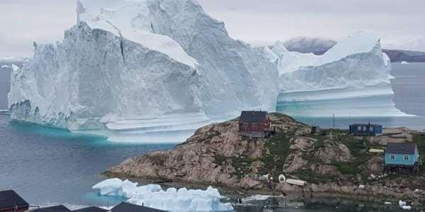 İlk dəfə: buz dağlarının əriməsi dəqiqliklə göstəriləcək