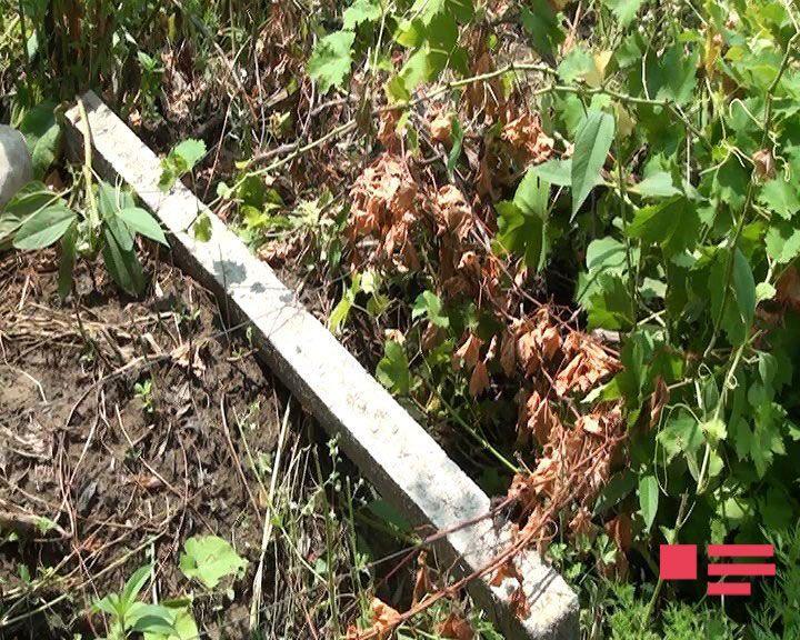 Güclü yağış Qərb bölgəsində fəsadlar törətdi - Foto