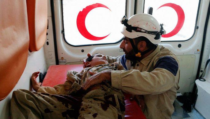 США планируют эвакуацию «Белых касок» из Сирии