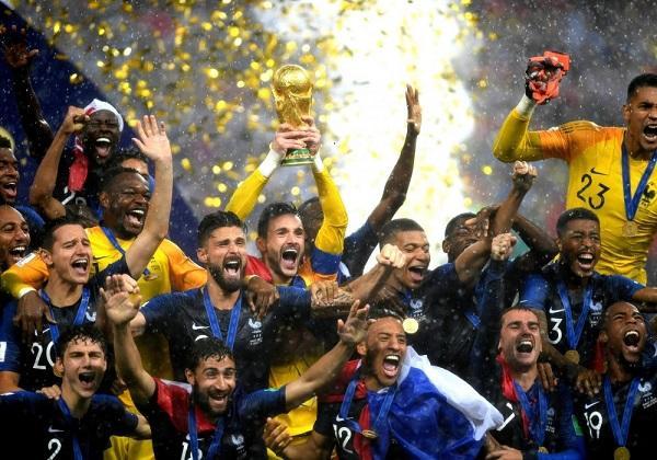 Французы чемпионы мира: 4:2 - Обновлено