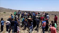İdlib hücumuna Türkiyədən şok cavab: Qapıları açdı...