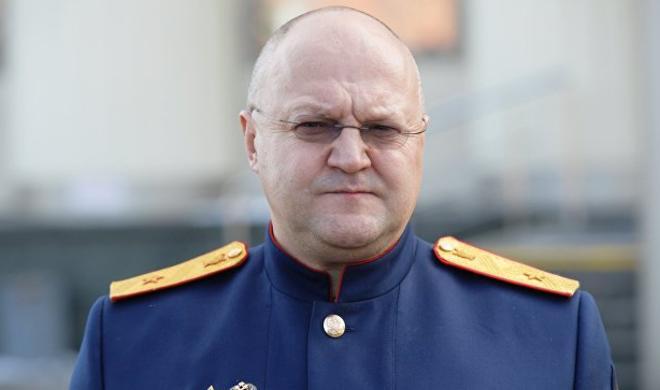 В России задержан генерал