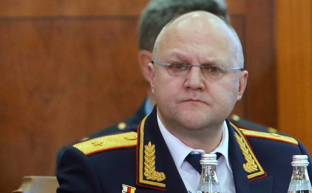 روس گنرال حبس ائدیلدی - مافییا ایشی