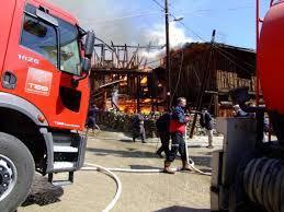 В Анкаре на фабрике прогремел взрыв