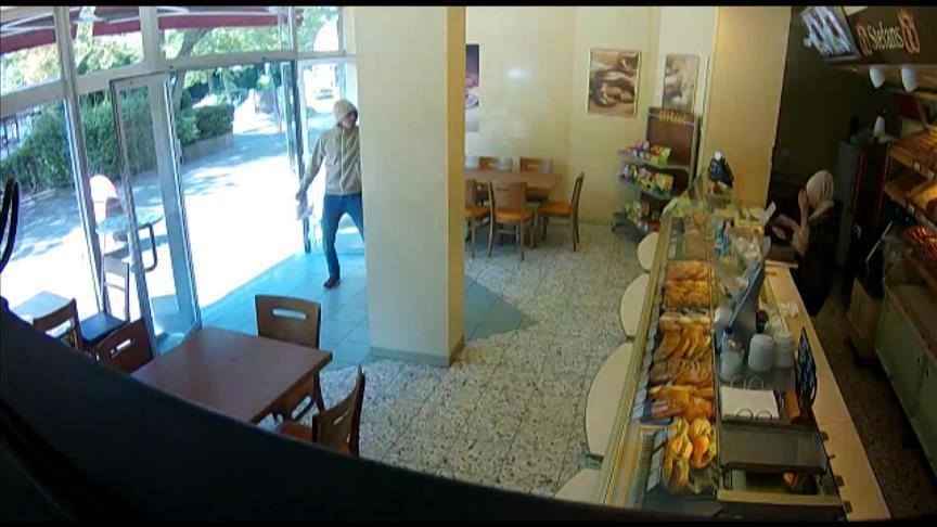В Германии совершено нападение на турецкую пекарню