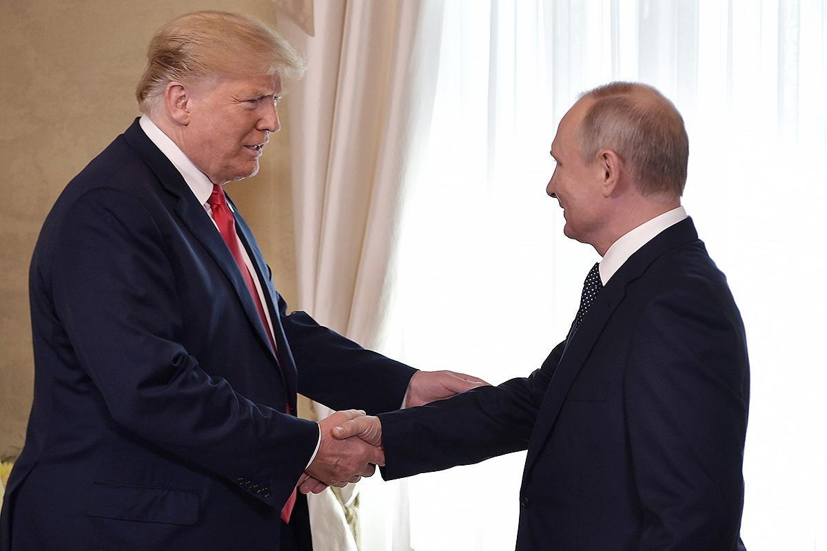 Trampa Rusiya peyvəndi barədə məlumat verildi