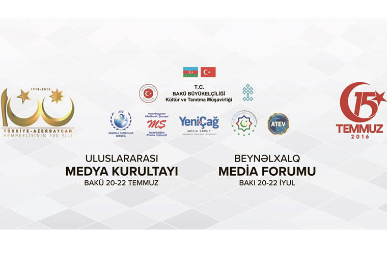 Bakıda Beynəlxalq Media Forumu başladı